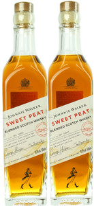 2er Pack Johnnie Walker Blenders Batch Sweet Peat 40,8% 2 x 0,50l