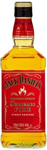 Jack Daniel´s Fire 35% Vol. 0,7 l