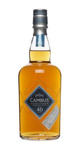 Cambus 40 Jahre Single Grain 52,7% Vol. Special Release 2016