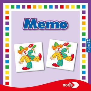 Noris Spiele Memo; 608985665