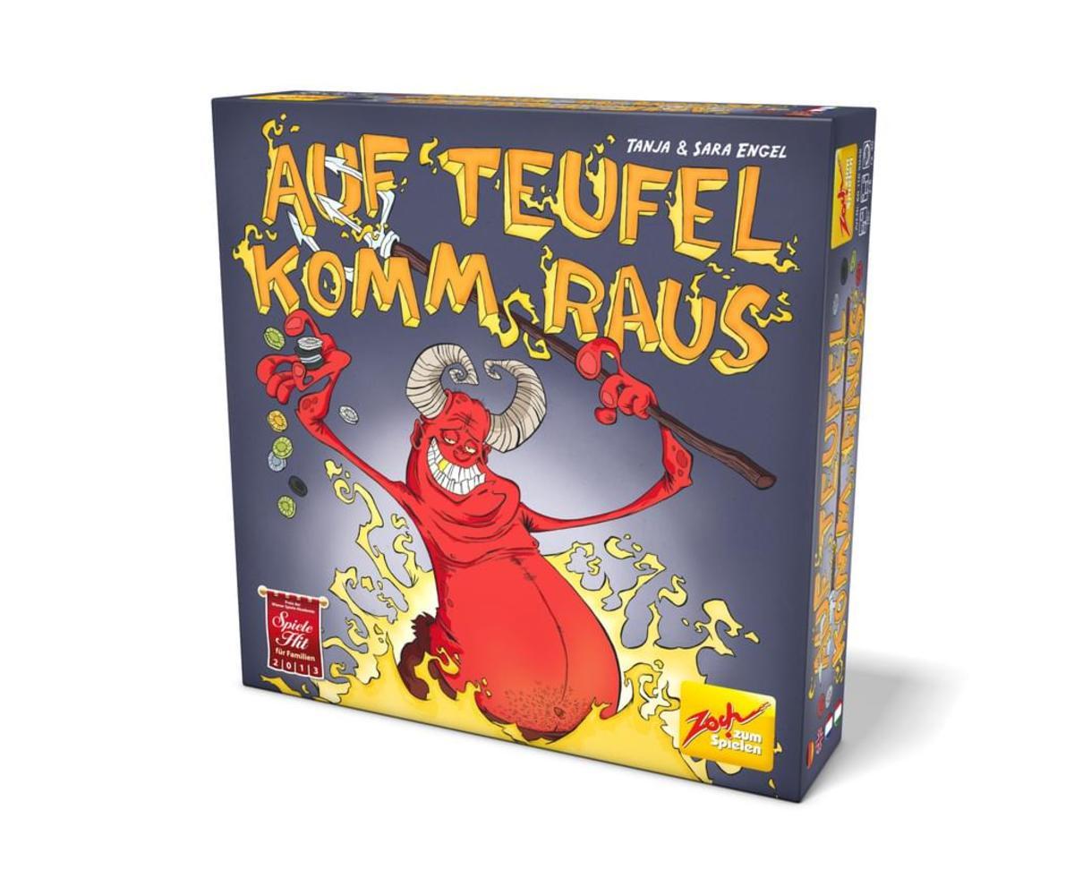 Bild 3 von Noris Spiele Auf Teufel komm raus!; 601105046