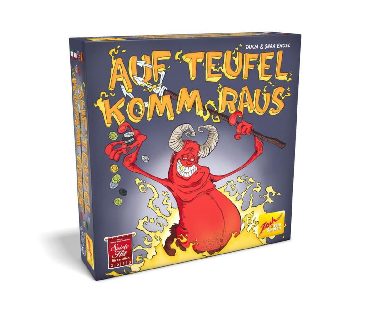Bild 4 von Noris Spiele Auf Teufel komm raus!; 601105046