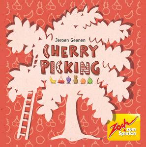 Noris Spiele Cherry Picking; 601105062