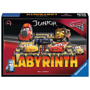 Ravenburger Cars 3 - Junior Labyrinth