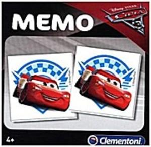 Clementoni Cars 3 Memo Game Cars 3