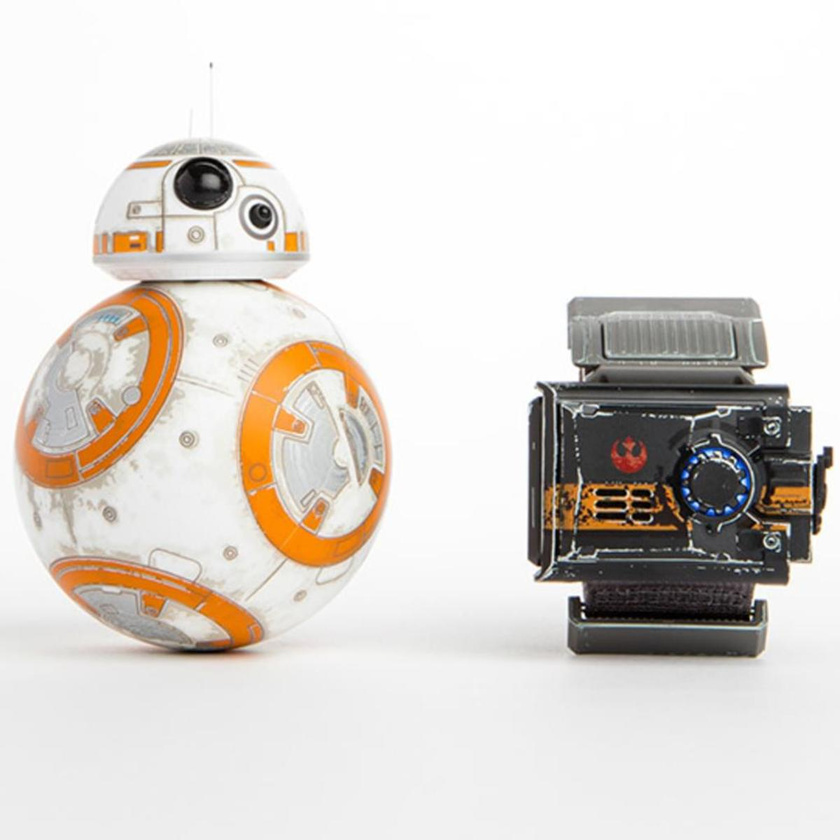 Bild 5 von Sphero Star Wars Roboter App Gesteuerter BB-8 Droid mit Force Band