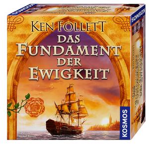 Kosmos Ken Follett - Das Fundament der Ewigkeit 692650