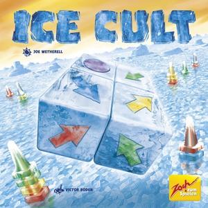 Noris Spiele Ice Cult; 601105087