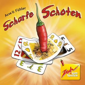 Noris Spiele Scharfe Schoten; 601105058