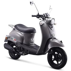 IVA Motorroller VENTI 50 ccm Euro-4-Norm  45km/h Grau