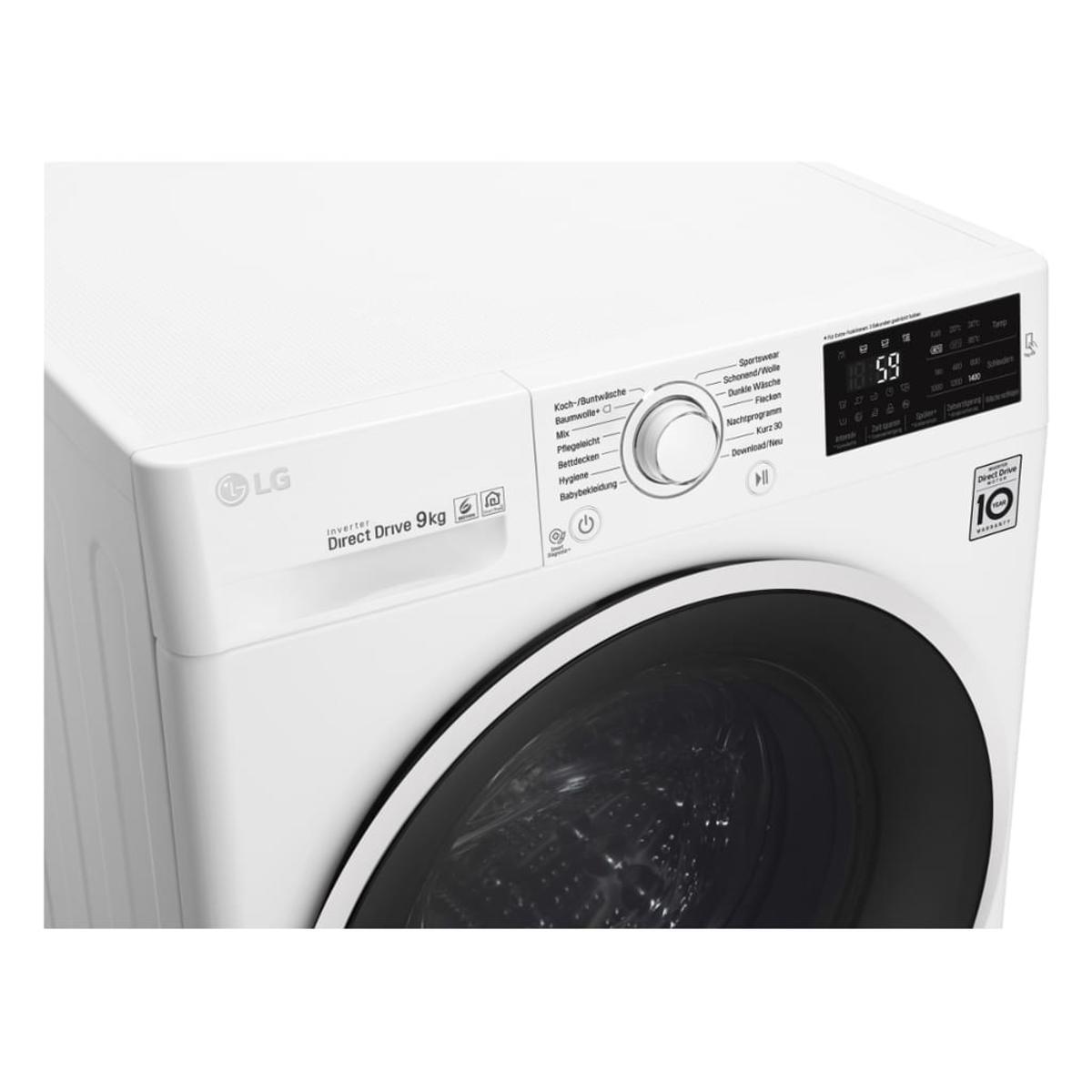 Bild 3 von LG Waschmaschine F 14 WM9 EN0 A+++