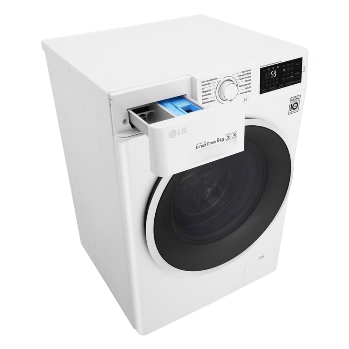 Bild 4 von LG Waschmaschine F 14 WM9 EN0 A+++