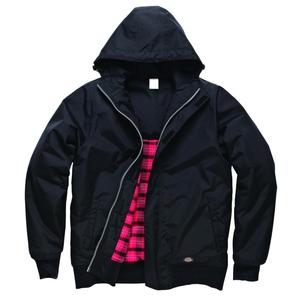Dickies - Cornwell Jacket Black Schwarz Winterjacke Skate Herren Größe L