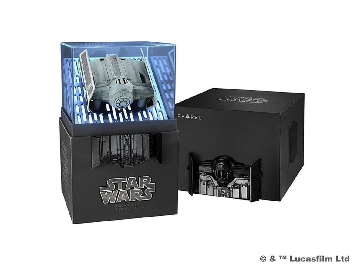 Bild 5 von Star Wars™ Battle Quads: Tie Advanced X1™   Flug Drohne   SW-0327-CX