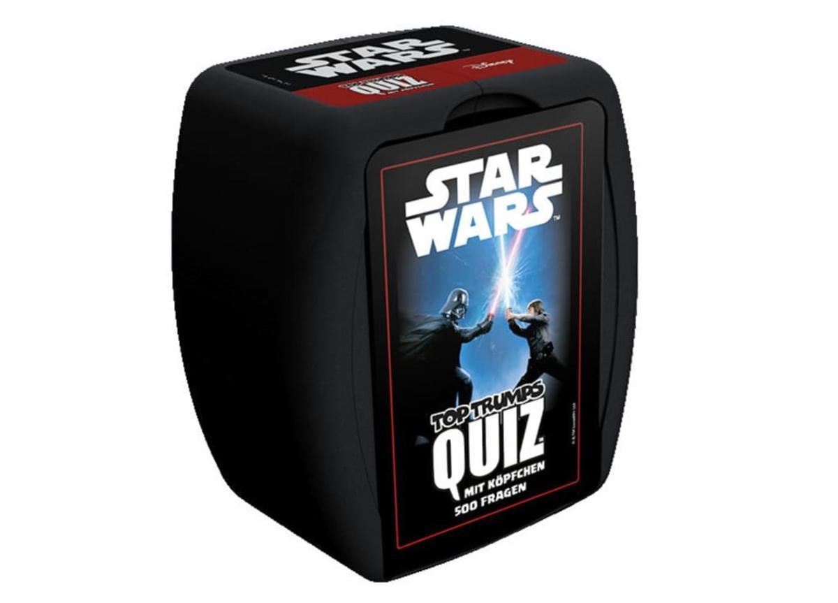 Bild 2 von Top Trumps Match Star Wars + Quiz Star Wars Brettspiel Gesellschaftsspiel Set