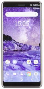 Nokia 7 Plus 64GB Schwarz/Kupfer [15,24cm (6