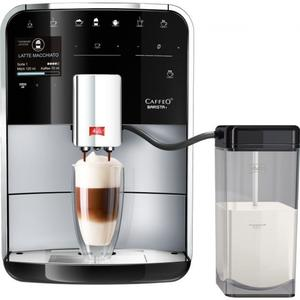 MELITTA Caffeo Barista T F73/0-201 V1 Kaffeevollautomat , Farbe:Silber