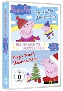 Peppa Pig - Feiert Weihn. & Kalter Wintertag [DVD Box]