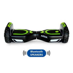 Nilox DOC 2 E-Balance Board+  Schwarz 30NXBK65BWN01
