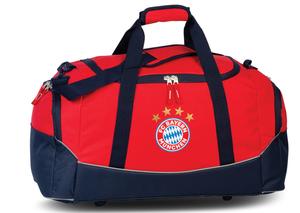 Sporttasche FC Bayern Muenchen