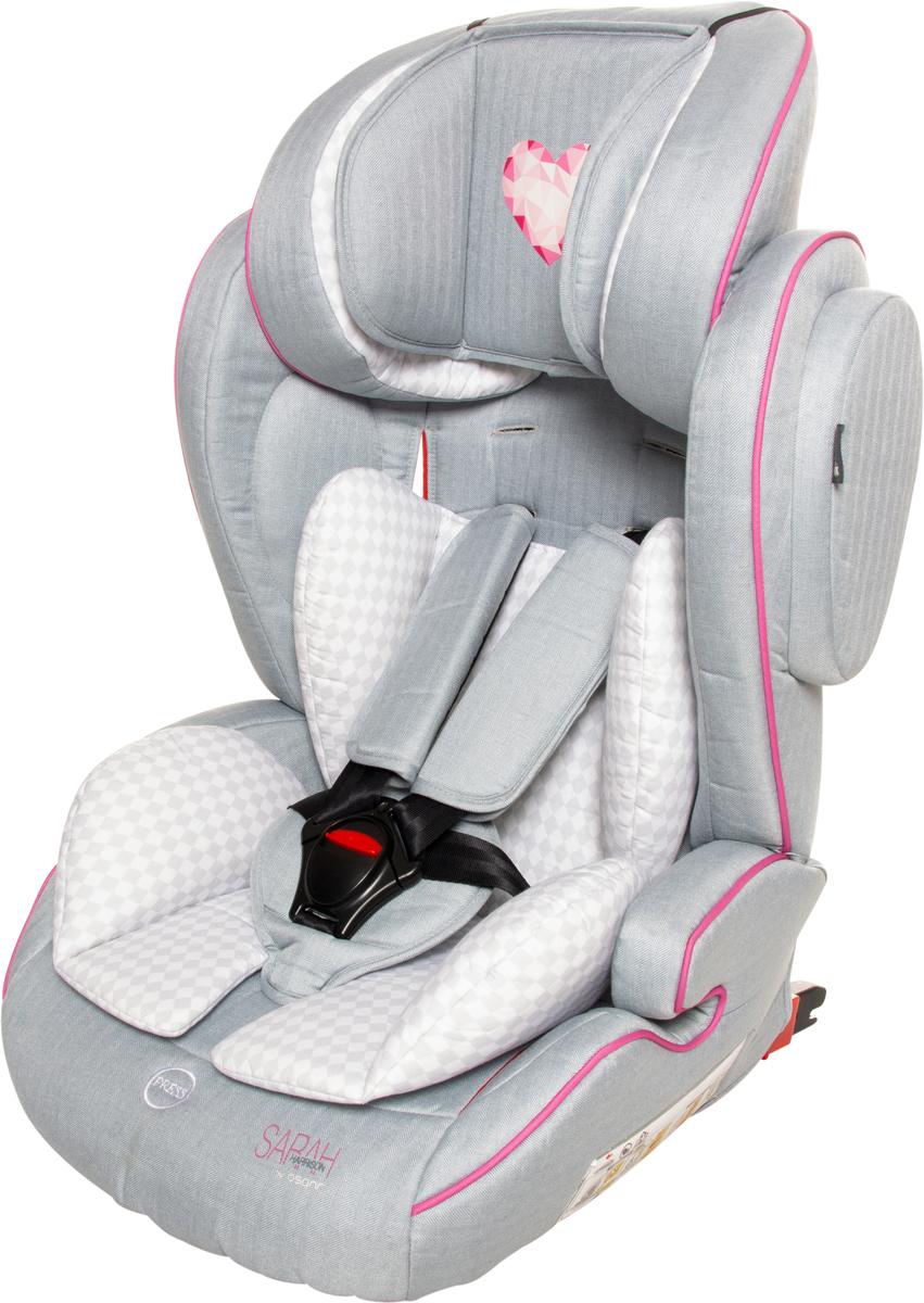 Bild 1 von Osann Kindersitz Flux Isofit Sarah Harrison Heart