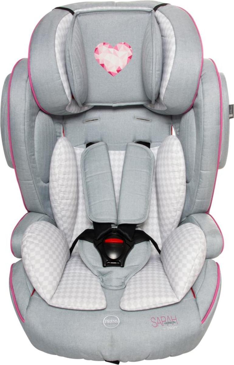 Bild 2 von Osann Kindersitz Flux Isofit Sarah Harrison Heart