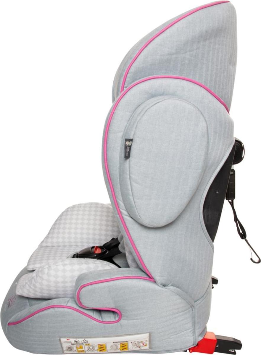 Bild 3 von Osann Kindersitz Flux Isofit Sarah Harrison Heart