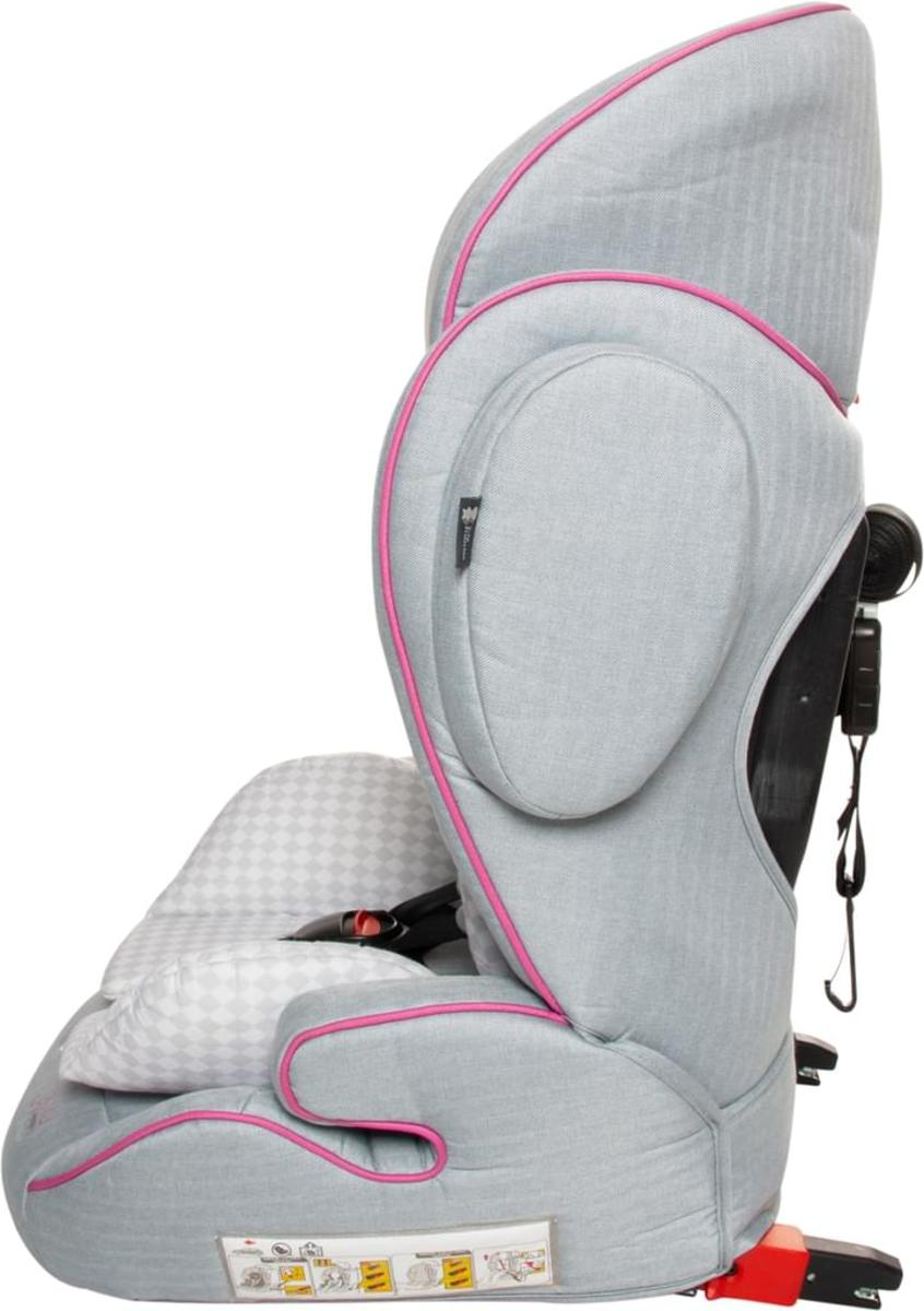 Bild 4 von Osann Kindersitz Flux Isofit Sarah Harrison Heart