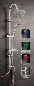 real Quality LED-Duschsäule