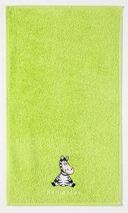 Schiesser Kinder-Frottier-Handtuch  40 x 70 cm, Farbe Grün