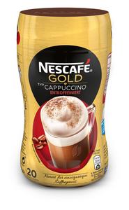 Nescafé Gold Typ Cappuccino entkoffeiniert | 250g Dose