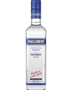 Parliament Vodka 38% vol  0,7 l