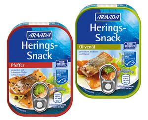 ARMADA Herings-Snack