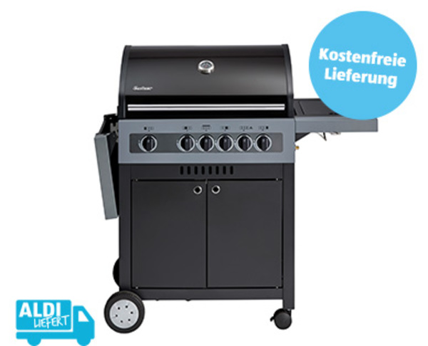 Aldi Süd Gasgrill Boston : Enders gasgrill boston black 4 ik von aldi süd ansehen! » discounto.de