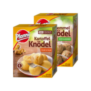 Pfanni Kartoffel- oderSemmel-Knödel