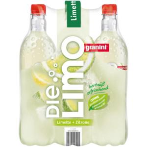 Granini Die Limo Zitrone & Limette 6x1l