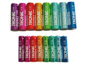TRONIC® Akku Ni-MH Ready 2 Use Color