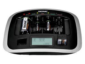 TRONIC® Universal Akkuladegerät mit Display TLG 1000 C5