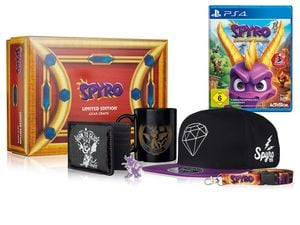 Activision Spyro Reignited Trilogy inkl. Fanbox (Playstation 4)