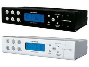 GRUNDIG DKR 700 DAB+ Uhrenradio