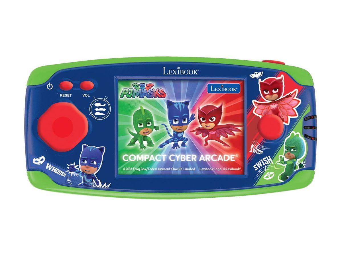 Bild 4 von LEXIBOOK Spielekonsole Campact Cyber Arcade