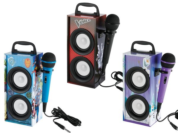 LEXIBOOK Mini Bluetooth®-Tower