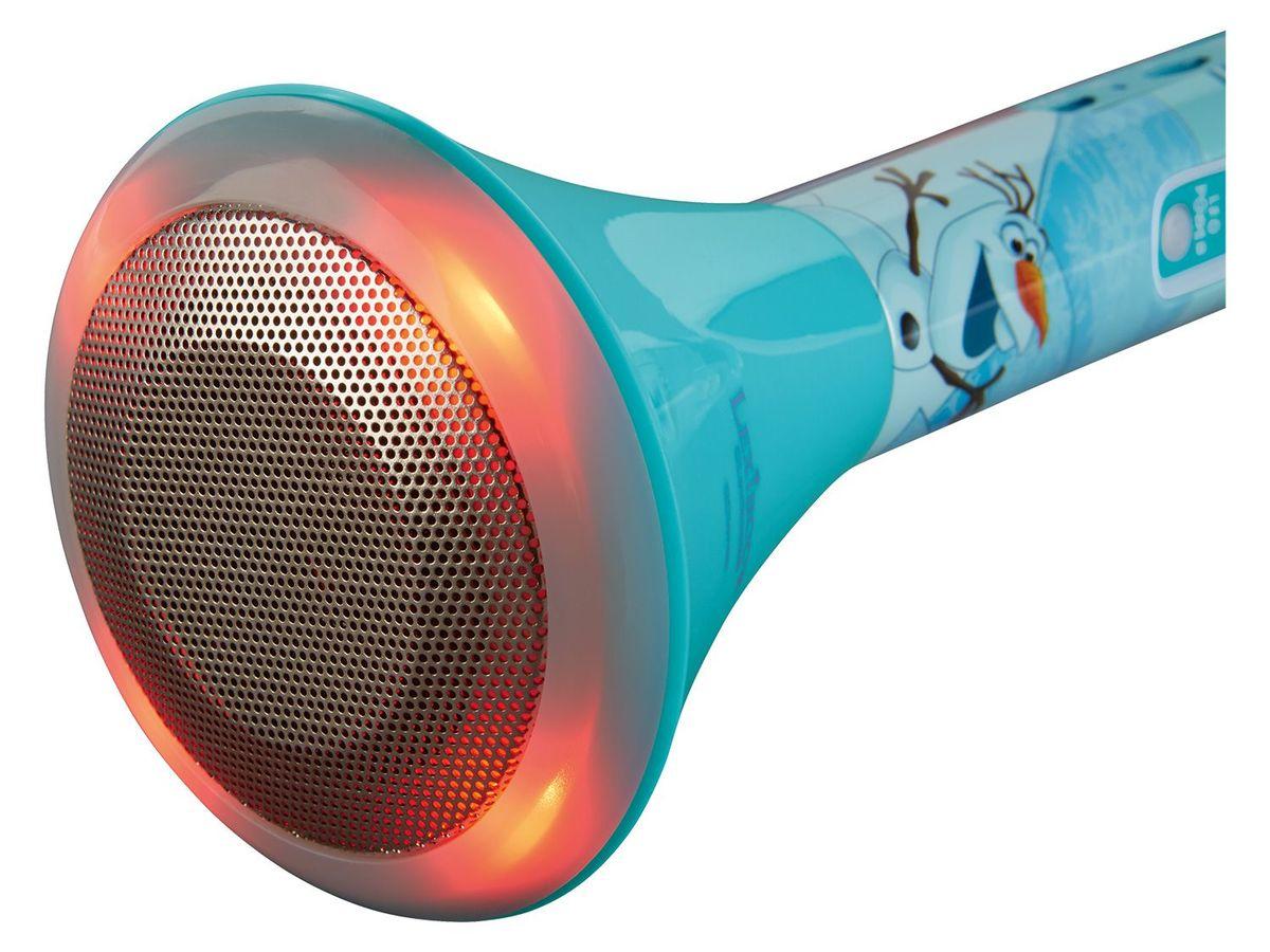 Bild 3 von LEXIBOOK Bluetooth Karaoke Mikrofon mit eingebautem Lichtlautsprecher
