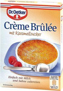Dr. Oetker Crème Brûlée, 250 ml