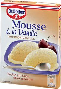 Dr. Oetker Mousse à la Vanille, 250 ml