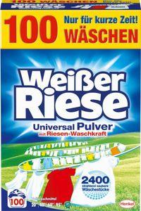 Weißer Riese Waschmittel Universal, 100 Waschladungen