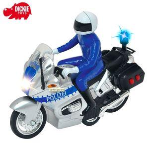 Dickie Toys Polizei-Motorrad