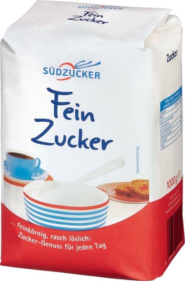 Südzucker Zucker 1 kg