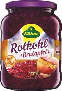 Kühne Rotkohl Bratapfel, 680 g