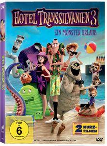 DVD Hotel Transsilvanien 3 - Ein Monsterurlaub